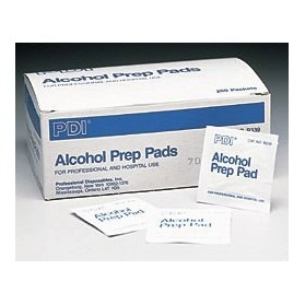 Alcohol & Alcohol Swabs
